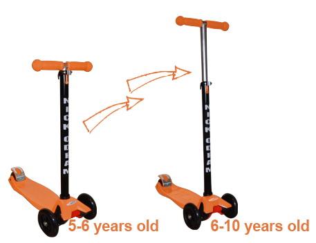 Nick O´Deam KIDS orange